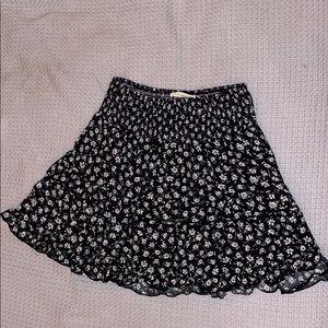 • Floral Skirt •